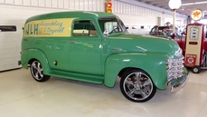 Chevrolet Suburban 1952
