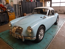 MG Other 1958