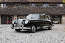 Mercedes-Benz 220a/S/SE Ponton 1955