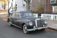Mercedes-Benz 300 W186 Adenauer  1956