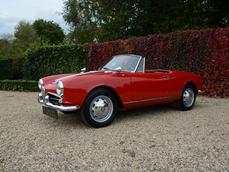 Alfa Romeo Giulietta 1960