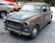 Lancia Fulvia 1962