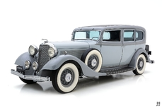 Lincoln Town Car 1933