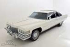 Cadillac De Ville 1974