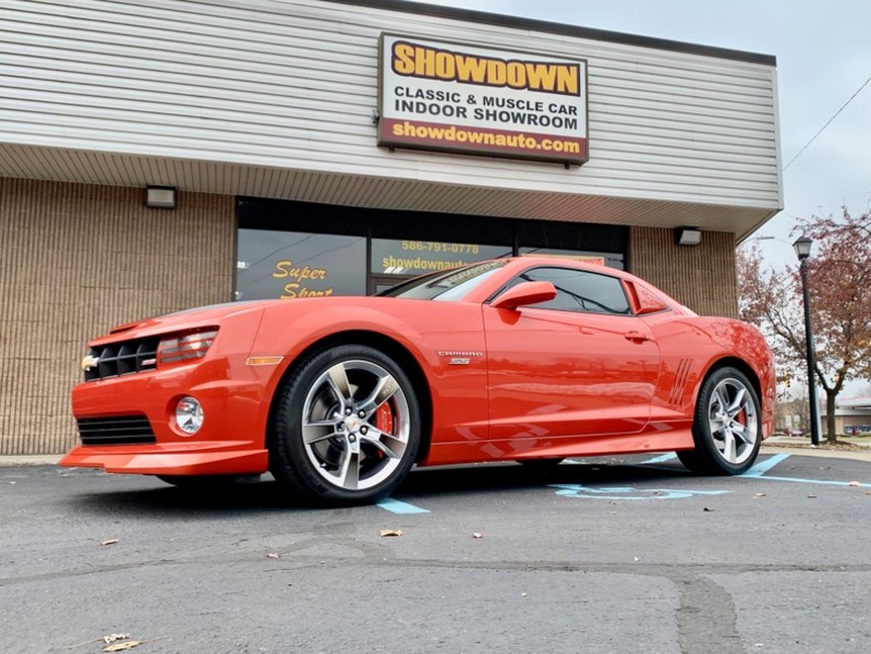 2011 Chevrolet Camaro Is Listed Zu Verkaufen On Classicdigest In Port Charlotte By Showdown Muscle Cars For 36900 Classicdigest Com