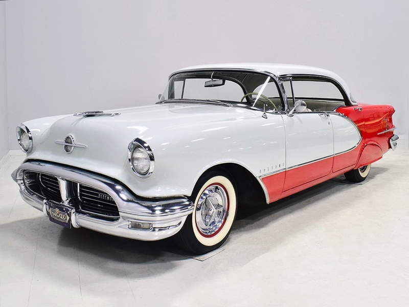 1956 Oldsmobile 98 Is Listed Sold On Classicdigest In Macedonia By For 19900 Classicdigest Com