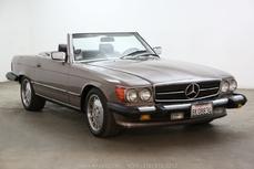 Mercedes-Benz 560SL w107 1988