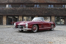 Mercedes-Benz 300SL Roadster 1958