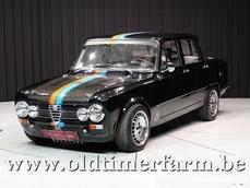 Alfa Romeo Giulia 1968