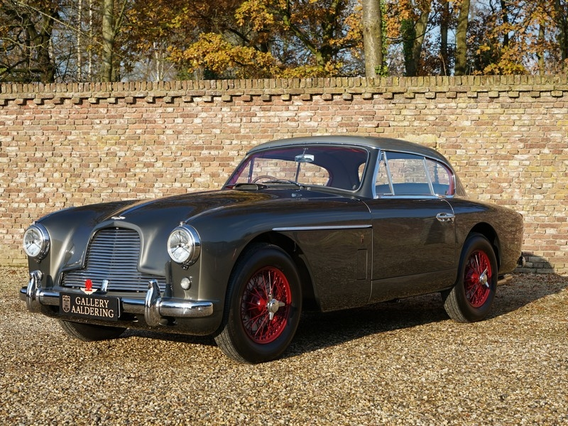 1957 Aston Martin Db Mk Iii Is Listed Verkauft On Classicdigest In Brummen By Gallery Dealer For Preis Nicht Verfügbar Classicdigest Com