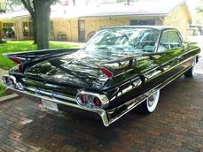 Cadillac Coupe de Ville 1961