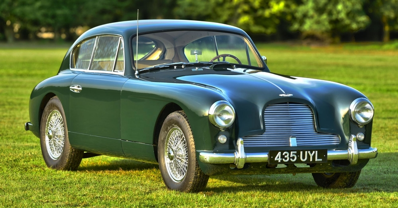 1954 Aston Martin Db2 Is Listed Zu Verkaufen On Classicdigest In Essex By Prestige House For Preis Nicht Verfügbar Classicdigest Com