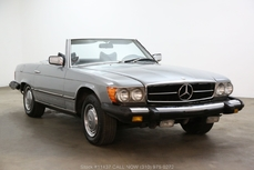 Mercedes-Benz 450SL w107 1976