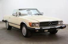Till salu Mercedes-Benz 380SL w107 1982