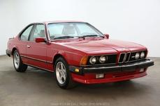 BMW M 635 CSI 1987