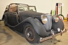 Jaguar MkV Drophead Coupé 1948