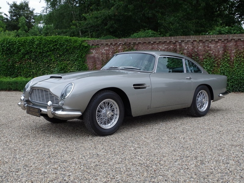 1964 Aston Martin Db5 Is Listed Sold On Classicdigest In Brummen By Gallery Dealer For 775000 Classicdigest Com