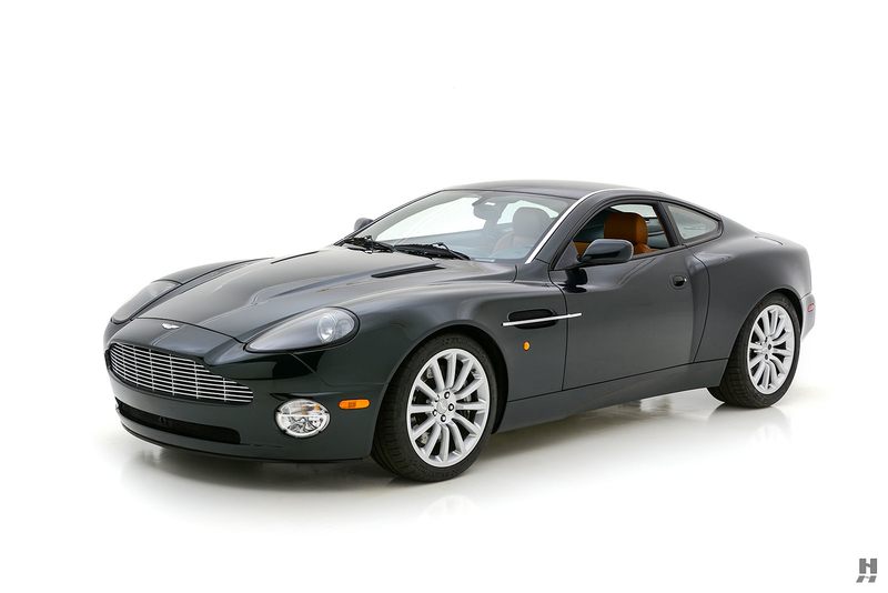 2003 Aston Martin Vanquish Is Listed Verkauft On Classicdigest In St Louis By Mark Hyman For 77500 Classicdigest Com