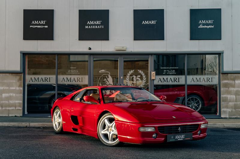 1997 Ferrari F355 Is Listed Verkauft On Classicdigest In Preston By Amari Super Cars For 64995 Classicdigest Com