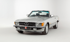Mercedes-Benz 500SL w107 1989