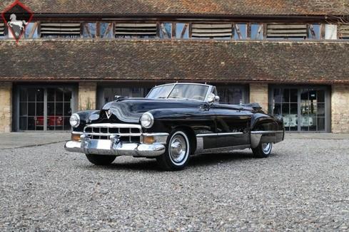 Cadillac Series 62 1954