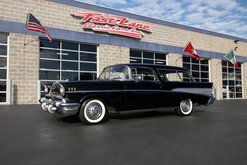 1957 Chevrolet Nomad Is Listed For Sale On Classicdigest In