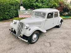 Citroen Traction Avant 1956