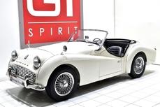 Triumph TR3 1962