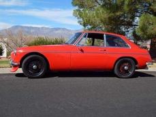 MG MGB GT 1967
