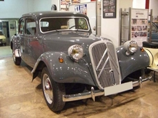 Citroen Traction Avant 1954