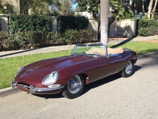 Jaguar E-type XKE