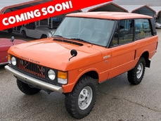 For sale Land Rover Range Rover 1978