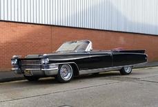 For sale Cadillac Eldorado 1963