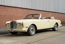 For sale Rolls-Royce Corniche 1991
