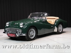 For sale Triumph TR3 1959
