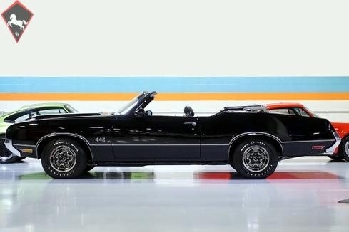 Oldsmobile 442 1970