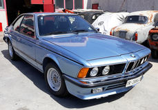 BMW 633 CSI 1978
