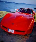 Corvette C3 1982