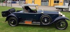 Rolls-Royce 40/50 Silver Ghost 1922