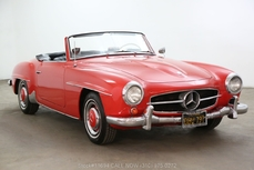 Mercedes-Benz 190SL 1963