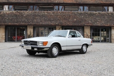 Mercedes-Benz 350SLC w107 1974