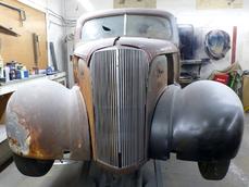 Chevrolet Panel Van 1937