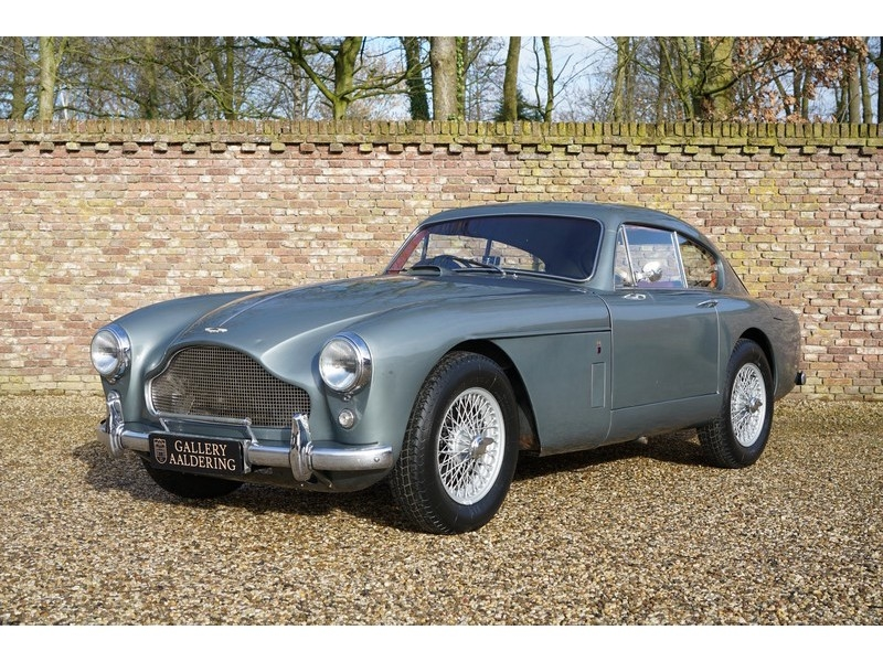 1958 Aston Martin Db2 Is Listed Sold On Classicdigest In Brummen By Gallery Dealer For 247500 Classicdigest Com