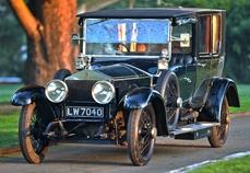 Rolls-Royce 40/50 Silver Ghost 1919