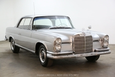 Mercedes-Benz 220SE Coupé w111 1962