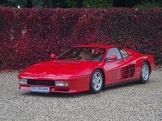 Ferrari Testarossa 1990