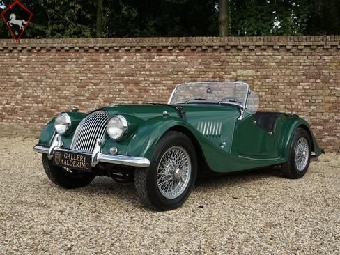 Morgan Plus 4 1962