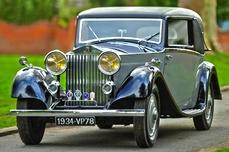 Rolls-Royce 20/25 1934