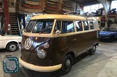 Volkswagen T1 1964