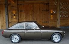 MG MGB GT 1975